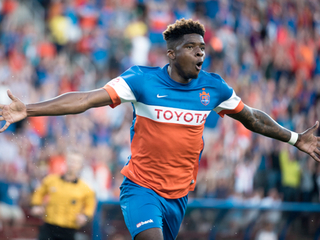 Okoli success 'good selling point for FC Cincy'
