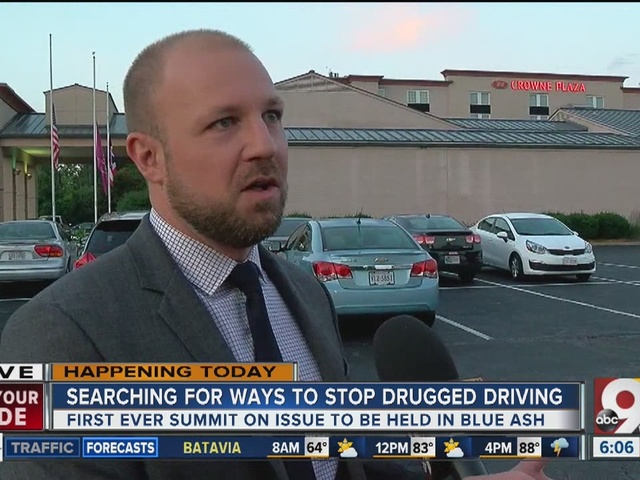Experts seeks solutions to drugged driving in Blue Ash summit meeting