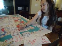 How do homeschooled students spend summer break?