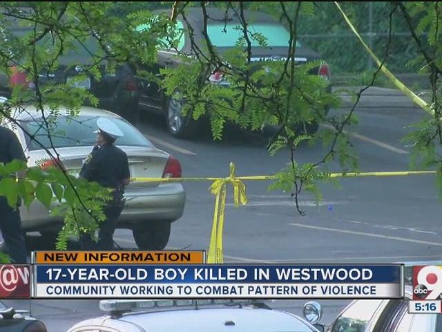 Police identify teen boy killed in Westwood shooting