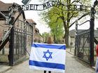 Local high school students visit Holocaust sites