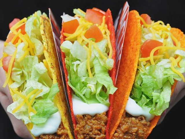 Altogether America: 'Thanks Golden State for the free taco'