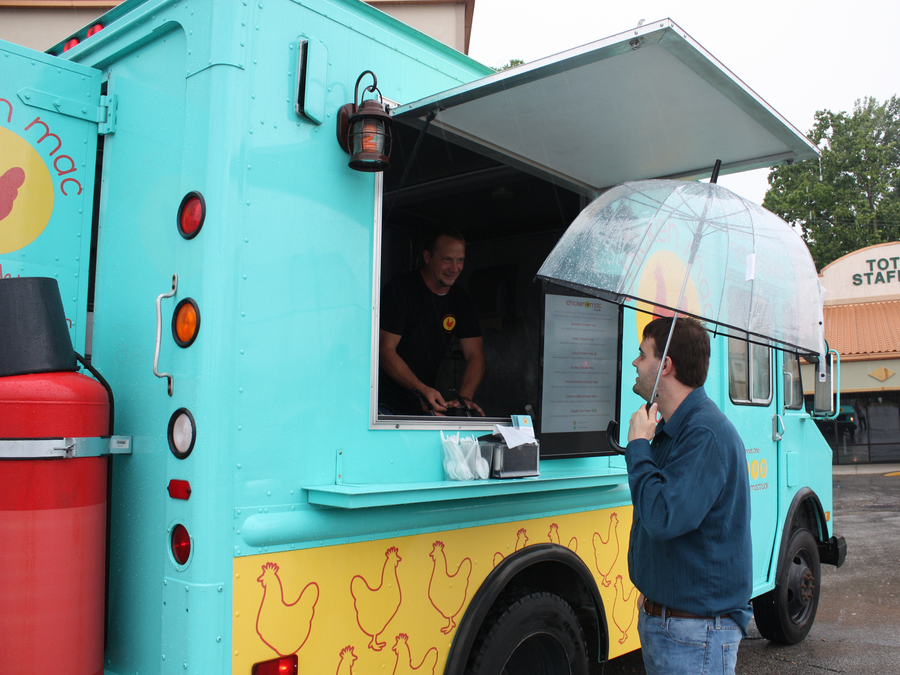 Fairfield Macaroni And Cheese Truck Rolls Through Cincy On Local Tour