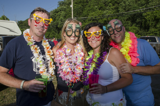 PHOTOS: Parrothead tailgates at Riverbend