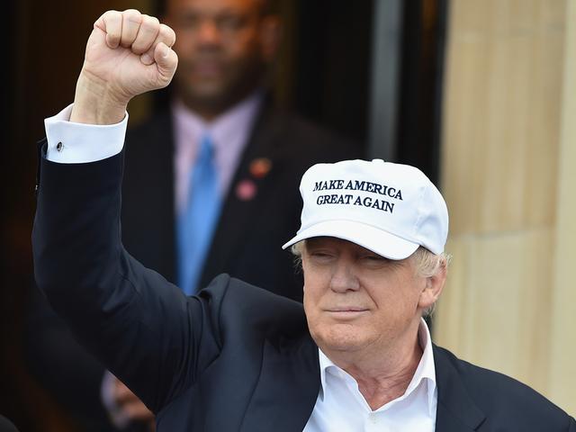 Here's when Donald Trump is coming to Cincinnati