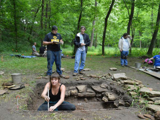 Project digs into 19th-century integrated school