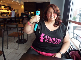 Damsel in Defense sales parties empower women