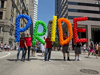 GALLERY: Cincinnati Pride 2016