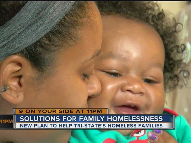 First phase of plan to help Hamilton County's homeless families would…