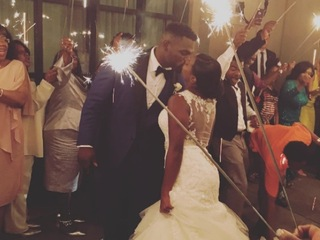 Bengals DT Geno Atkins gets married in Atlanta