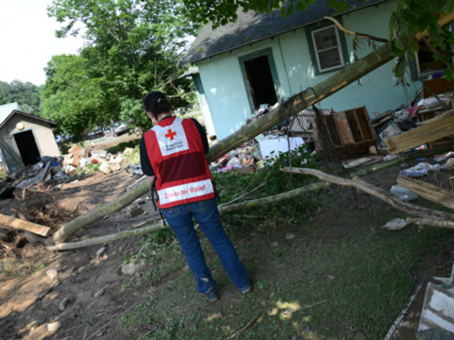 Local Red Cross heads to W.V. after flooding
