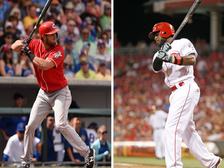 Fay: Peraza should replace Phillips at 2nd base
