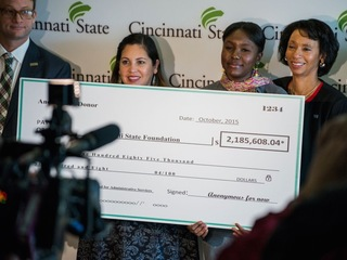 Cincy State thinking big for future
