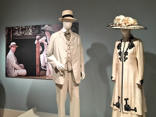 Peek inside 'Downtown Abbey' fashion exhibit