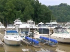 Boaters, beware: High water levels over weekend