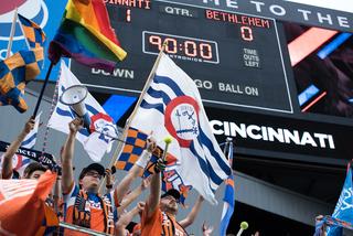 PHOTOS: FC Cincinnati tops Bethlehem Steel 1-0