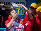 Joey 'Jaws' Chestnut back on top