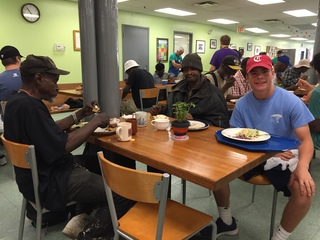 Rooted in the Vine cultivates teens' compassion