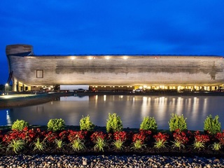 Ark Encounter launches new exhibit