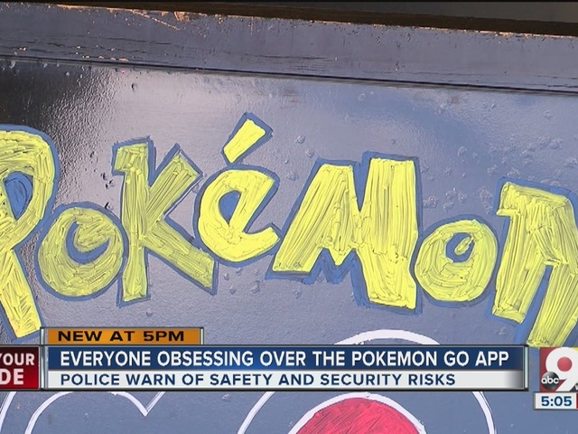 COLUMN: How 'Pokémon Go' is taking over Cincinnati
