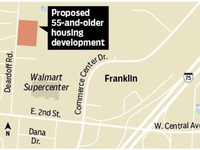 Senior housing community coming to Franklin
