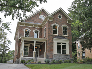 Home Tour: New Delta Ave. house feigns old age