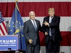 Eve of RNC finds local GOP solidly behind Trump