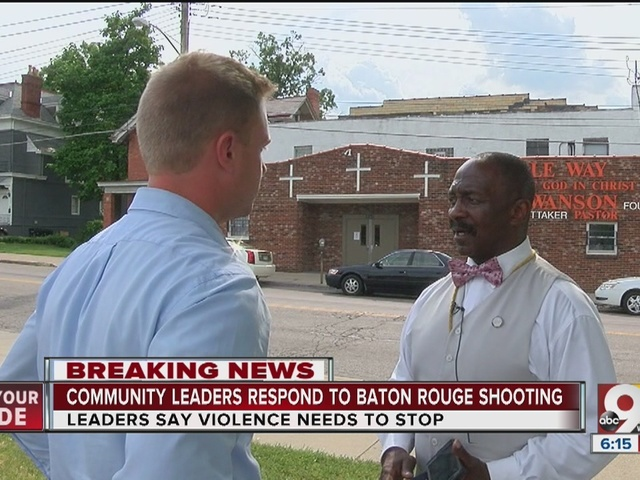 Local leaders: Our prayers are with Baton Rouge