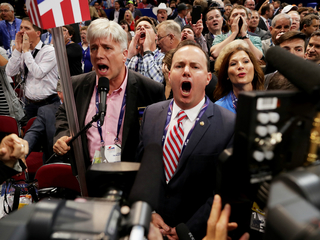 #NeverTrump effort squashed amid outcry at RNC