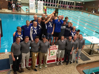 St. X swimming earns NISCA national title