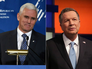 NYT: Pence picked for VP after Kasich said 'no'