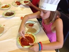 Teaching kids to cook their way out of hunger