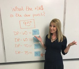 VIDEO: What the !#?* is the dew point?