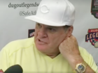 Pete Rose back in Cooperstown making fans happy