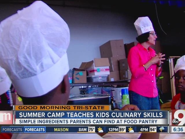 Culinary Camp pilot program helps Freestore Foodbank reach more hungry…