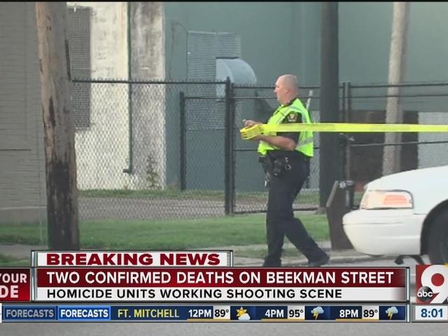Two killed in Beekman Street shooting