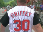 Reds greats, Griffey fans arrive in Cooperstown