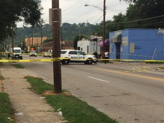 2 victims ID'd in quadruple shooting