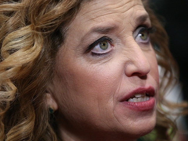 Democratic National Committee Chair Debbie Wasserman Schultz Won't Open Party Convention