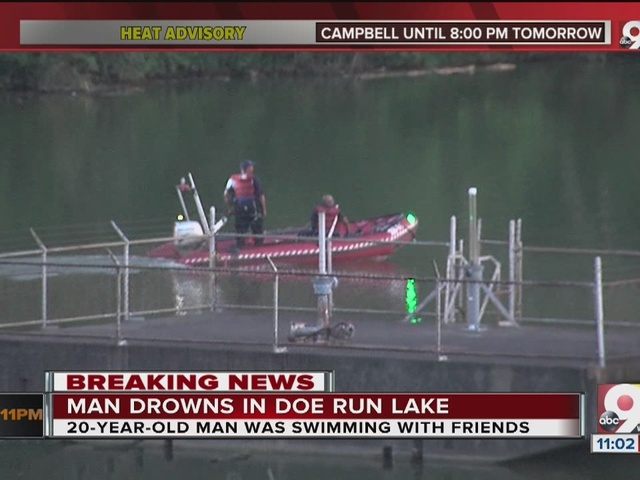 Man drowns in Doe Run Lake