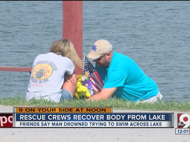 Brandon Stamm, 20, drowned in Kenton County lake