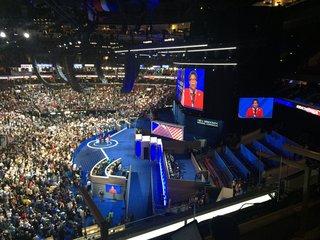 DNC kicks off to 'boos' for Hillary