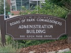 Audit: Parks didn't document credit card use