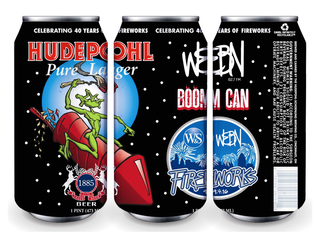Moerlein launches new packaging with a 'boom'