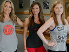 Tiny movements, big results from barre workouts