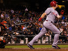 Reds hit 4 homers but SF pitcher outdoes them