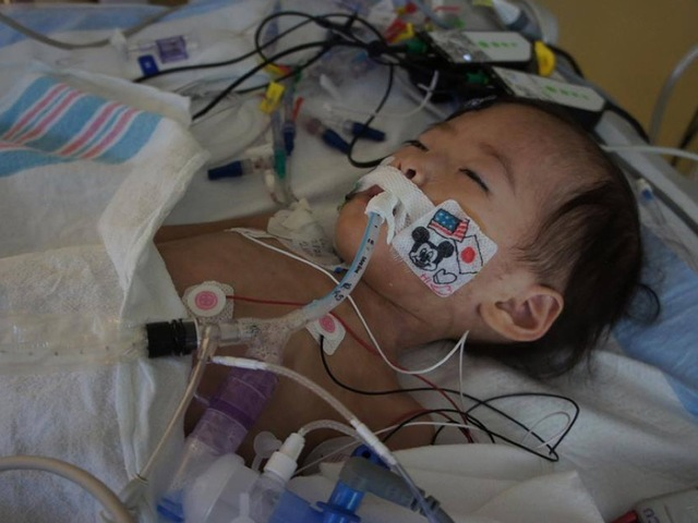 Simple dream for daughter: That she'll survive