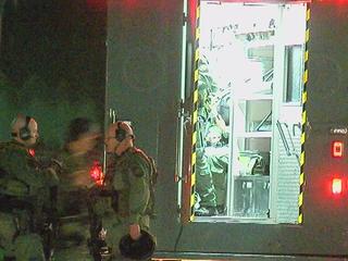 SWAT team surrounds Blue Ash home