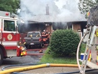 PD: 1 dead after fire, explosion in Madeira home