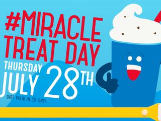 DQ's Miracle Treat Day benefits Cincy Children's